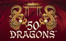 Игровой автомат 50 Dragons