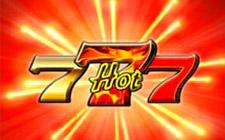Игровой автомат Hot 777