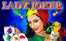 Игровой автомат Lady Joker