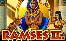 Игровой автомат Ramses II