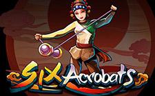 Игровой автомат Six Acrobats