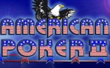 Игровой автомат American Poker II