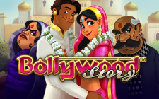 Игровой автомат Bollywood Story