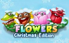 Игровой автомат Flowers Christmas